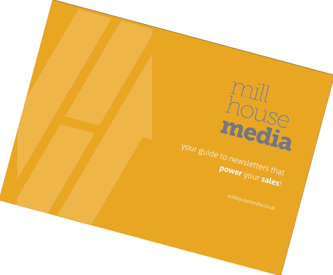 Your guide to newsletters that power your sales!