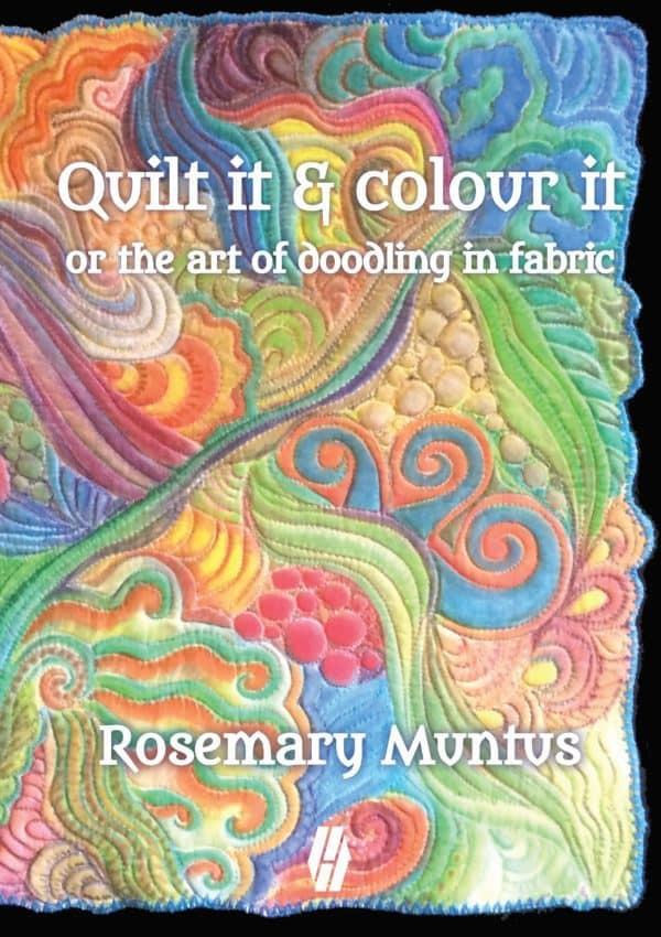 Publications: Quilt It & Colour It
